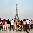 Eiffel Tower — Stock Photo #29762347