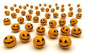 Halloween - scary - tradition - recurrence — Стоковое фото