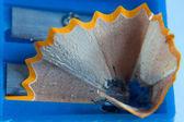 Golden Spiral - attemperamatita — Stock Photo