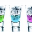 Colorful cocktails — Stock Photo #42240823