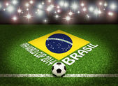 FIFA WORLD CUP 2014 — Stock Photo