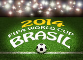 FIFA WORLD CUP 2014 — Stock Photo