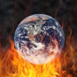 Hot earth — Stock Photo #6744231