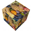 Fruits cube — Stock Photo