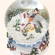 Snow globe — Stock Photo #19868355