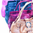 Stock Photo: Fashion bag