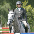 Equestrian event — Stock Photo