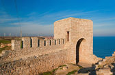 Fortress. A medieval fortress in Bulgaria - Kaliakra — Stock Photo