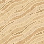Beige abstract background symbolizing sand texture — Stock Vector