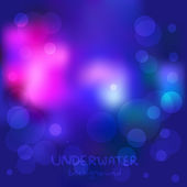 Vector blurry abstract background — Stock Vector