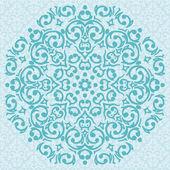 Ornamento abstrato design — Vetorial Stock