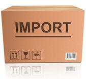 Import — Stock Photo