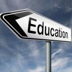 Постер, плакат: Education