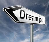 Dream job — Stock Photo