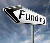 Funding — Stock Photo