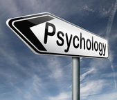 Psychology — Stock Photo