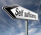 Samowystarczalności — Zdjęcie stockowe
