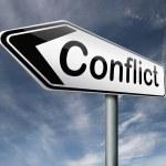 Conflict — Stock Photo #16636447