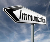 Immunization — Stock fotografie