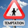 Stock Photo: Temptation