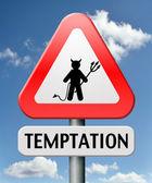 Temptation — Stock Photo