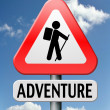 Adventure — Stock Photo