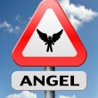 Angels — Stock Photo