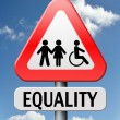 Equality — Stock Photo #18990339