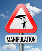 Manipulation — Stock Photo