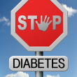 Diabetes — Stock Photo #19102203