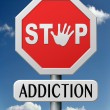 Addiction — Stock Photo