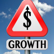 Economical growth — Stock Photo