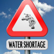Stock Photo: Water shortage