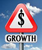 Economical growth — Stock Photo