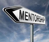 Mentorship — Stock Photo