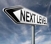 Next level — Stock Photo