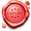 Stock Photo: Export international trade