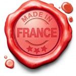 Постер, плакат: Made in France