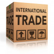 International trade — Stock Photo #25896561