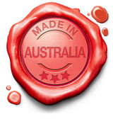 Made in Australia — Stock Photo