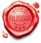 Made in Russia — Stock Photo