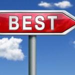 最高の道路標識矢印 — ストック写真 #26389851