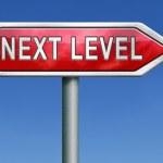 Next level — Stock Photo #28856207
