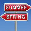 Summer spring — Stock Photo #28856643