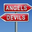 ������, ������: Angels and devils