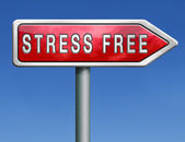 Stress free — Stock Photo