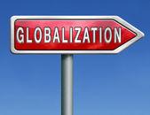 Globalization — Stock Photo
