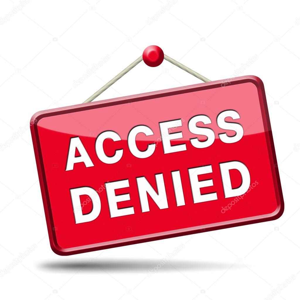 Yo os invoco roleplayers de vrutal - Página 4 Depositphotos_33434109-access-denied