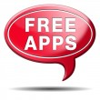 Stock Photo: free apps
