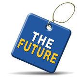 El futuro — Foto de Stock